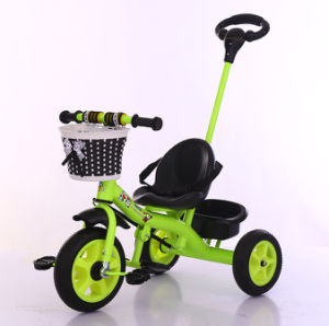 China Factory Baby Stroller Tricycle Kids Bike Outdoor Toys Buggy Ce pictures & photos
