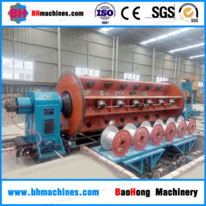 Rigid Frame Stranding Machine with Automatic Bobbins Loading / Unloading pictures & photos