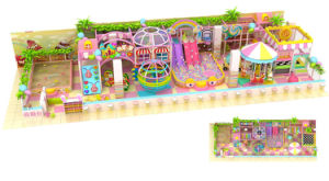 Candy Design Giant Indoor Playground for Commercial Business pictures & photos