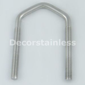 Stainless Steel M8 V Bolt pictures & photos