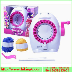 Singer Knitting Machine, DIY Kids Knitted Machine pictures & photos