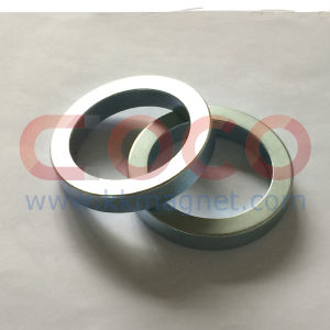 Sintered NdFeB Ring Magnets for Various Loudspeakers with RoHS Approved pictures & photos