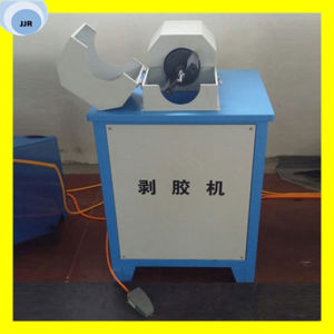 High Quality Hydraulic Rubber Hose Skiving Machine pictures & photos