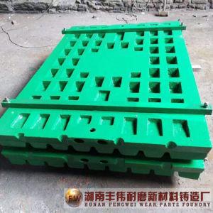 Mining Jaw Crusher Plate Wear Parts for Sandvik Uj310 Uj440I Uj440e Uj540 Uj640 Crusher