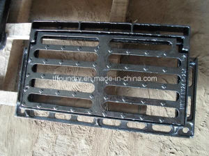 Une En124 B125 Hinged Gully Grating for Rain pictures & photos
