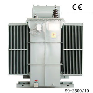 35kv/0.4kv 2500kVA Oil Immersed Power Transformer (S9-2500/35)