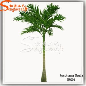 Graden Decoration Plastic Product Artificial King Palm Tree pictures & photos