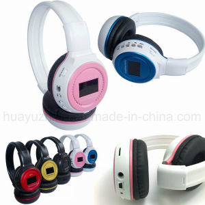 Bluetooth Headphone with FM Support Micro SD pictures & photos