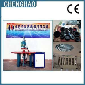 China Supplier Double Head 5kw High Frequency PVC/Plastic Welding Equipment pictures & photos