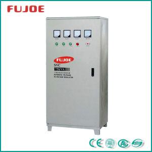 75kVA Three Phase AC Voltage Regulators Voltage Stablizers pictures & photos