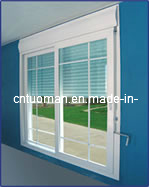 Aluminium Window with Aluminum Curtain and Mosquito Net pictures & photos