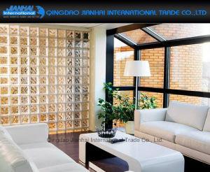 Building Hollow Glass Block Decorative Crystal Glass Bricks pictures & photos