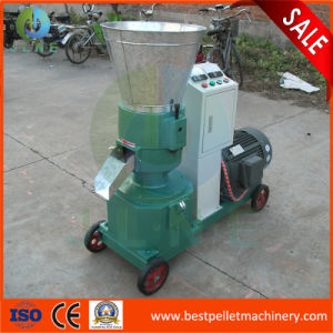 Chicken/Fish/Poultry/Cattle/Animal Mini Pellet Feed Machine Auto Equipment pictures & photos