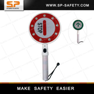 LED Paddle Warning Sign for Police pictures & photos