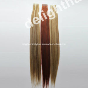 Tape Hair Extensions Skin Weft Hair Nhte-002 Remy Hair Extension