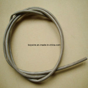 Silicone Rubber Insulating Sleeving (BYW-8005) pictures & photos