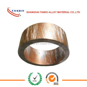 Resistance Heating Manganin Strip/wire/foil/sheet (6J13, 6J12, 6J8) Coil/Tape/Band/Belt pictures & photos