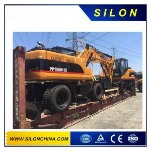 Powerplus 15t Wheel Excavator PP150W-1X pictures & photos
