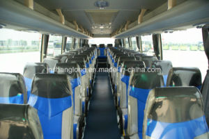Luxury 50 Seats Tourist Bus for Sale pictures & photos