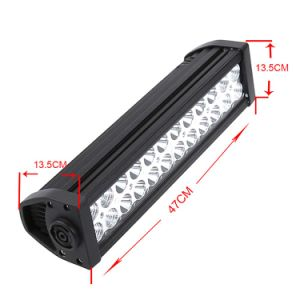 Waterproof 72W 9-30V DC CREE LED Car Driving Light Bar pictures & photos