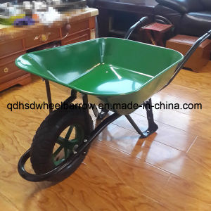 Hot Sale Wheelbarrow (Wb6400) for Africa/Middle East Market