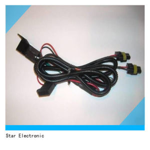 China Factory Customized HID Relay Wire Harness pictures & photos