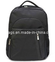 Black Useful School Backpack Laptop Backpack (DX-LTP316) pictures & photos