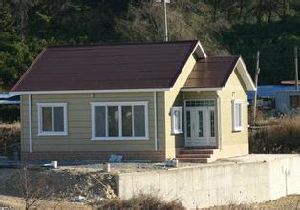Luxury Prefabricated Light Steel House pictures & photos