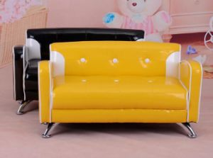 Nursery Room Shining PVC Leather Kids Furniture (SXBB-05) pictures & photos