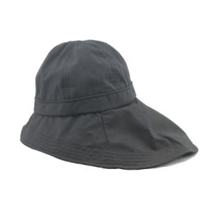 Cotton Sport Sunproof Bucket Floppy Hat pictures & photos