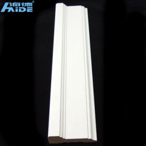 From Factory High Quality Primed MDF Baseboard pictures & photos