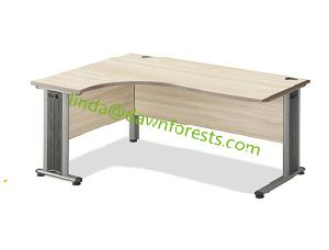 Color Melamine Wood Office Table Office Desk pictures & photos