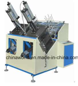 Middle Speed Paper Plate Forming Machine Zdj-400 pictures & photos