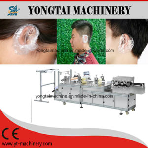Plastic Disposable Waterproof Ear Cover Making Machine pictures & photos