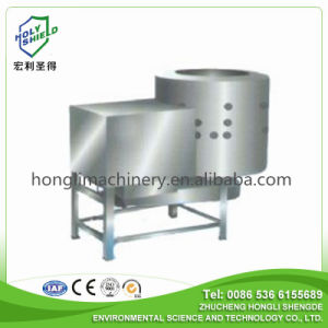 Horizontal Degreasing Machine/Feet Yellow Skin Peeling Machine pictures & photos