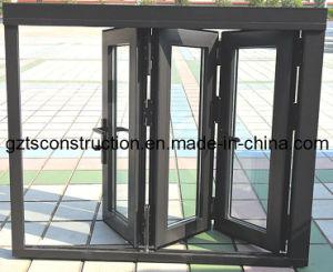 Aluminum Bi Folding Window. Folding Window. Sliding Folding Window pictures & photos
