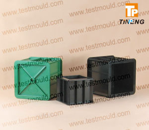Model Cm Cast Iron or Steel or Plastic Cube Mould for Concrete Test pictures & photos
