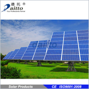Chinese High Efficiency Poly Solar Panel Dt100CE-18p