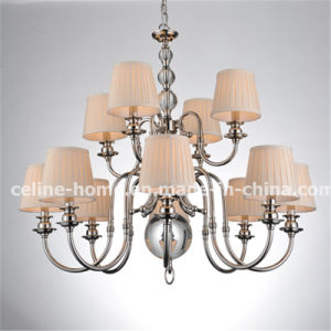 Modern Chandelier Crystal Lighting Lamp with The LED Light Bulb (SL2010-6) pictures & photos