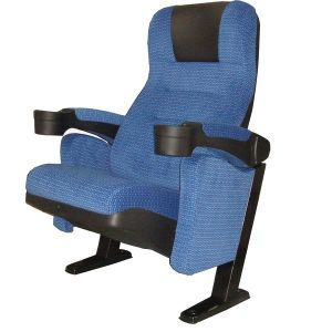 Commercial Cinema Seat Cup-Holder Luxury Theater Chair (SMD) pictures & photos