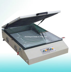 Screen Printing Exposure Units, Plate Exposure Machine with Vacuum pictures & photos