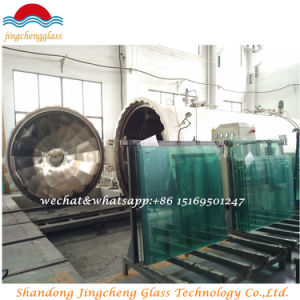 6.38-42.3mm Clear or Colored Safety Laminated Glass pictures & photos