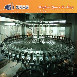 Counter Pressure Automatic Glass Bottle Beverage/Wine Filling Machine pictures & photos