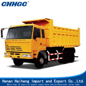 340HP 8X4 Dump Truck with Famous Brand Italy Technology pictures & photos