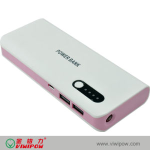 2014 Featured Product 13000mAh Mobile Power Bank (VIP-P14)