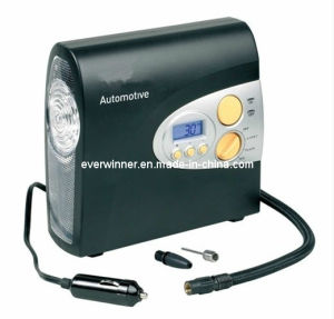 Automatic 12 Volt Digital Air Compressor Electric Car Tyre Inflator (RAC-600) pictures & photos