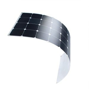 Ce FCC RoHS Approved High Performance 120W Semi Flexible Solar Panel pictures & photos