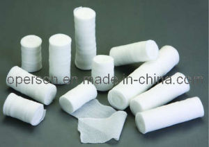 Medical Elastic PBT Conforming Bandage with CE Approved pictures & photos
