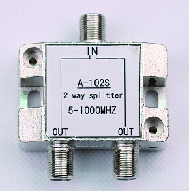 5-1000MHz CATV Splitter (SHJ-A102S) pictures & photos