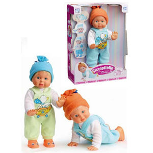 En71 Approval B/O Toys Doll Can Walk and Creep with Music (10145895) pictures & photos